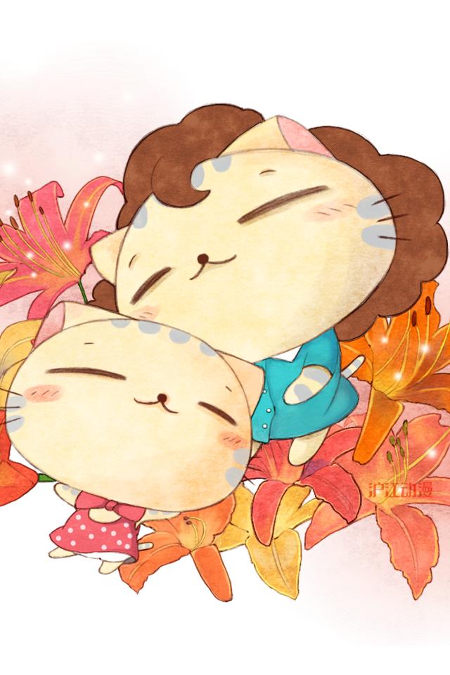 【cc猫壁纸】麻麻 节日快乐!